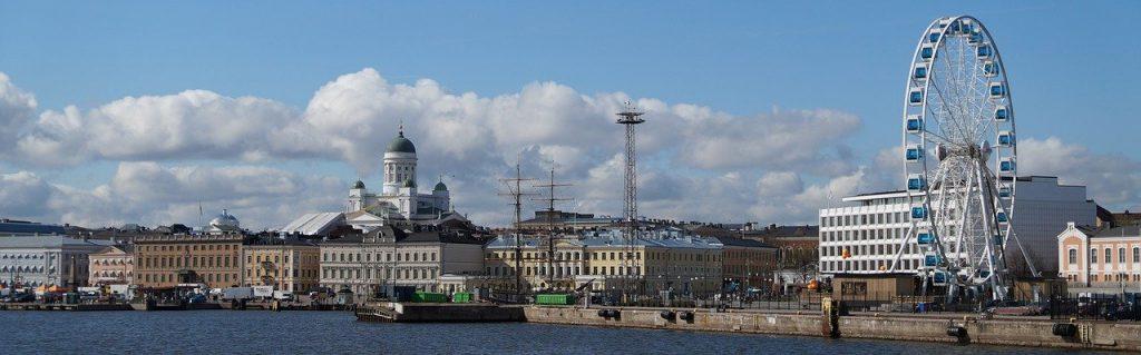 Sevärdheter i Helsingfors